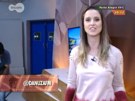 Faixa Universitária - TV CAMPOS da UFSM foi conferir a rotina de um triatleta que começou a treinar aos 45 anos