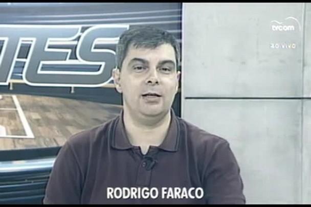 TVCOM Esportes. 1º Bloco. 10.11.15