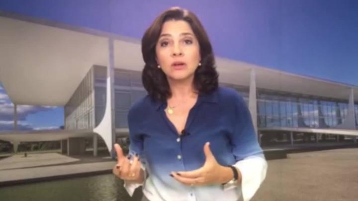 """Carolina Bahia: \""""Lula fez um discurso para a militância\"""""""