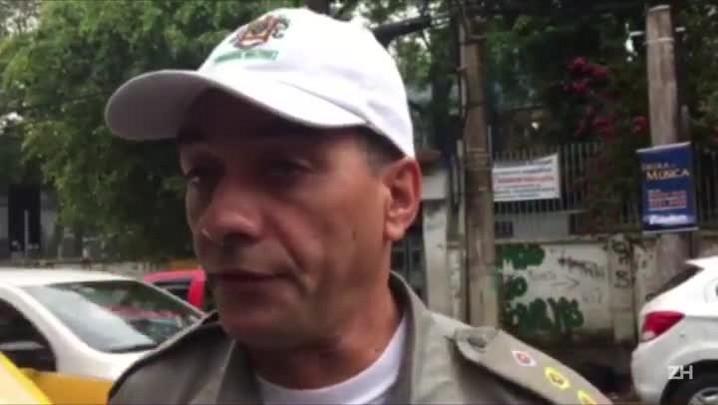 Policial militar detalha assalto a estudante no Menino Deus