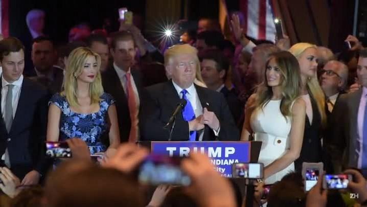 Trump cada vez mais perto da nomeação republicana