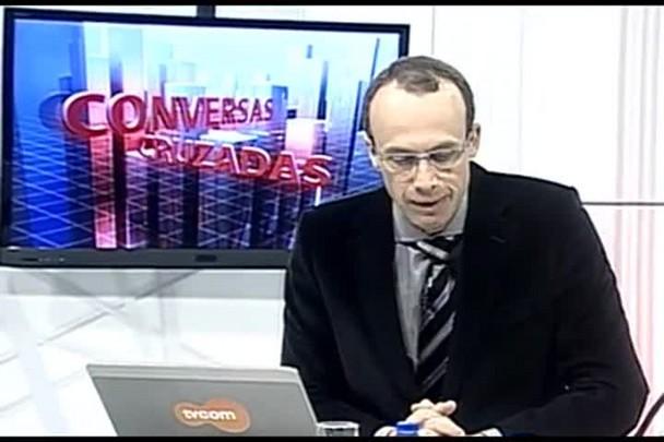 TVCOM Conversas Cruzadas. 2º Bloco. 05.07.16