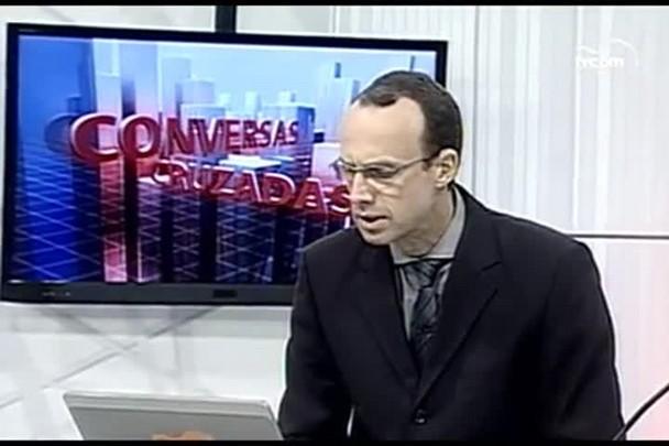 TVCOM Conversas Cruzadas. 4º Bloco. 06.07.16