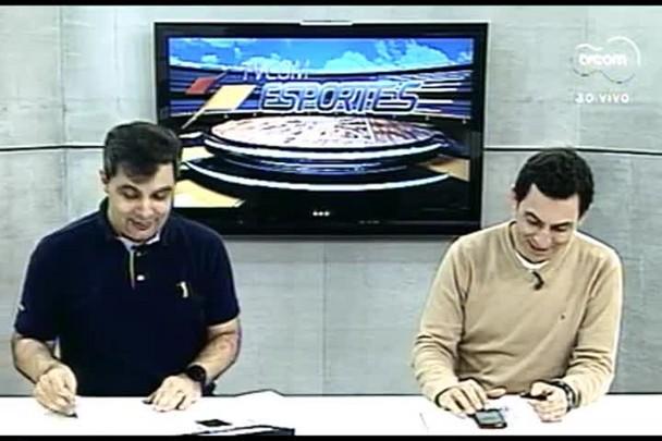 TVCOM Esportes. 4º Bloco. 09.08. 16