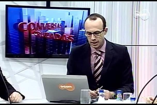 TVCOM Conversas Cruzadas. 4º Bloco. 24.08.16