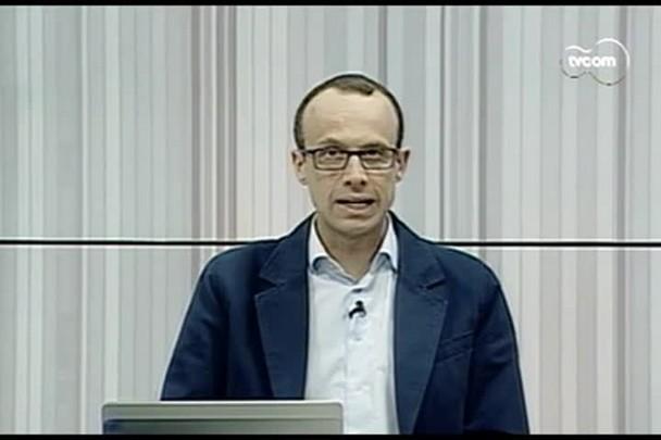 TVCOM Conversas Cruzadas. 1º Bloco. 26.09.16