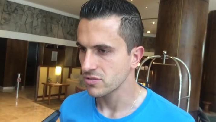 Grohe elogia atuação de Bruno Grassi contra o Cruzeiro