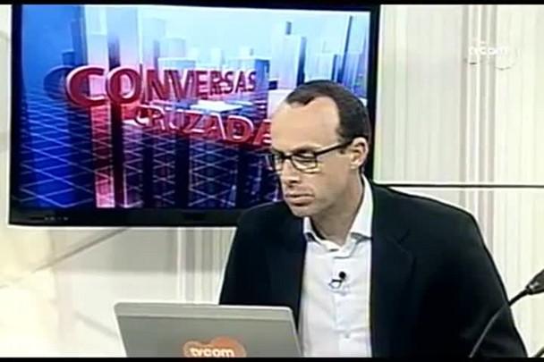 TVCOM Conversas Cruzadas. 2º Bloco. 03.10.16