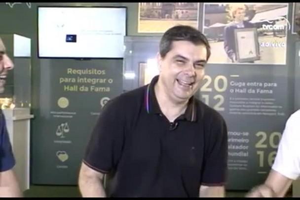 TVCOM Esportes. 3º Bloco. 14.10.16