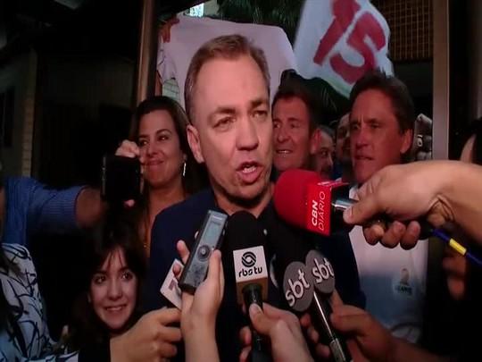 Gean Loureiro é eleito prefeito de Florianópolis