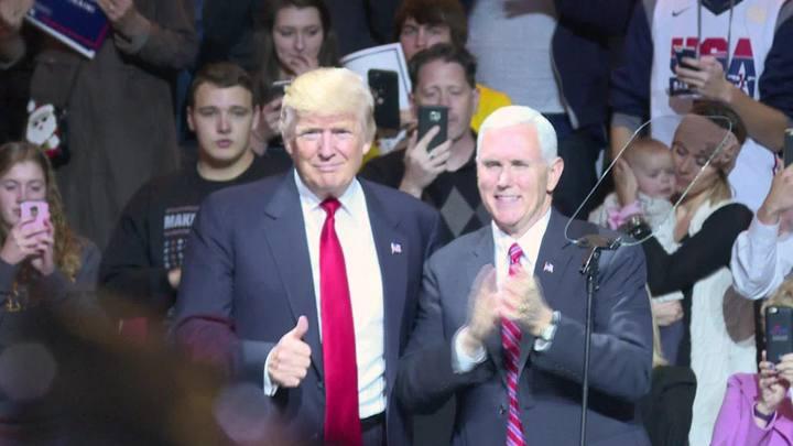 Trump nomeia chefe do Pentágono