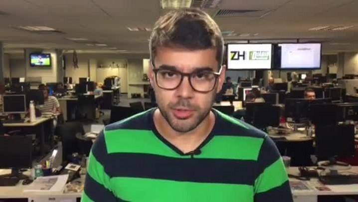 #DeOlhonaArbitragem - Diori Vasconcelos fala sobre a arbitragem no jogo entre Palmeiras x Inter