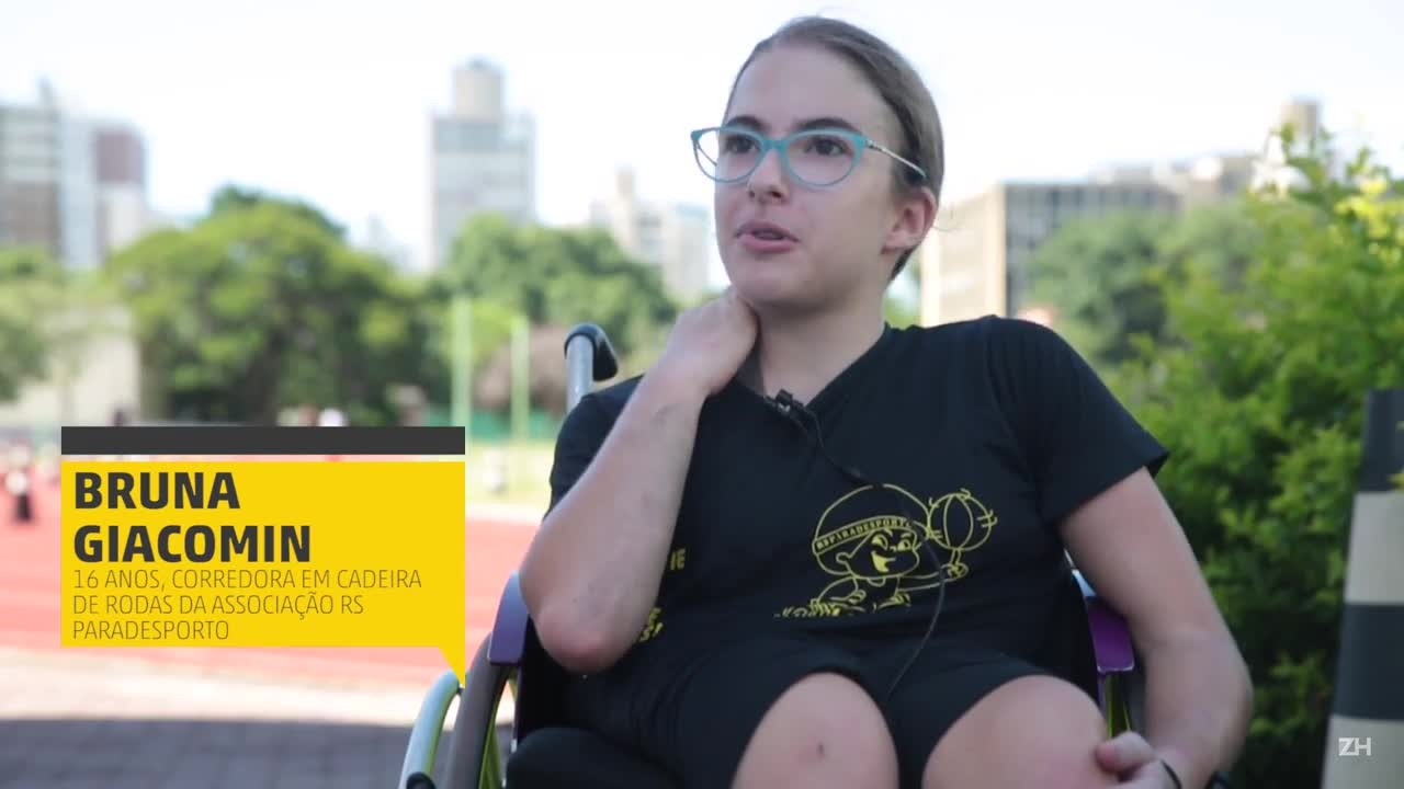 Atletas com deficiência têm suas vidas transformadas