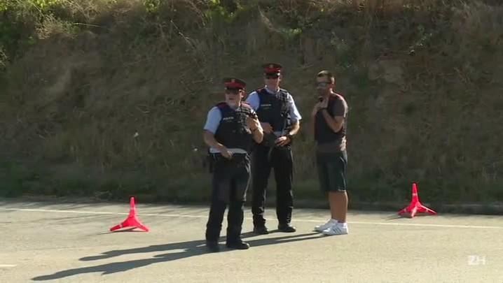 Suspeito de atentado em Barcelona é morto