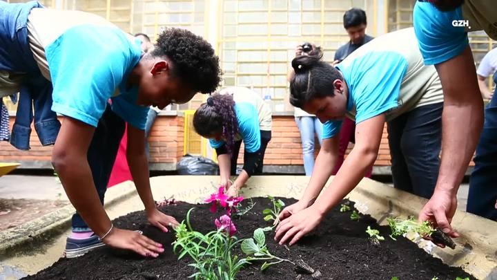 Conheça o projeto Eco Educadores