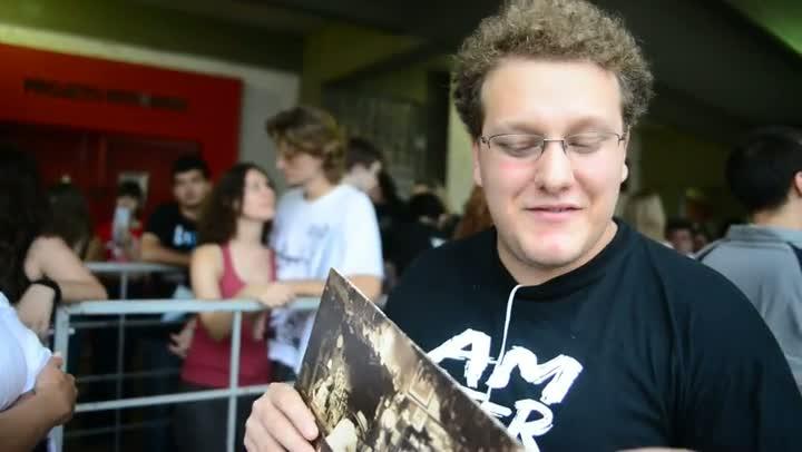 Fãs falam sobre show de Robert Plant em Porto Alegre