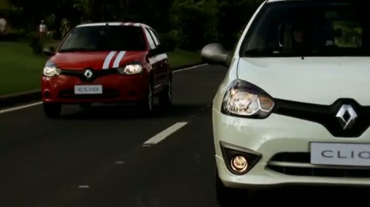 Renault apresenta o novo Clio