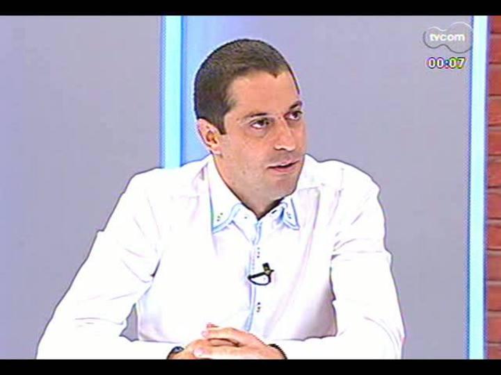 Mãos e Mentes - Cocriador da plataforma PortoAlegre.cc, Domingos Secco - Bloco 4 - 17/01/2013