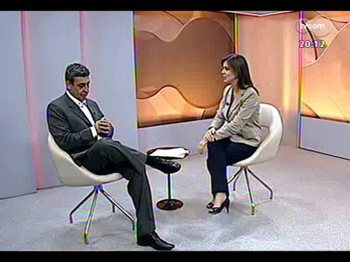 TVCOM 20 Horas - 18/01/2013 - Bloco 2 - Medida contra nepotismo cruzado