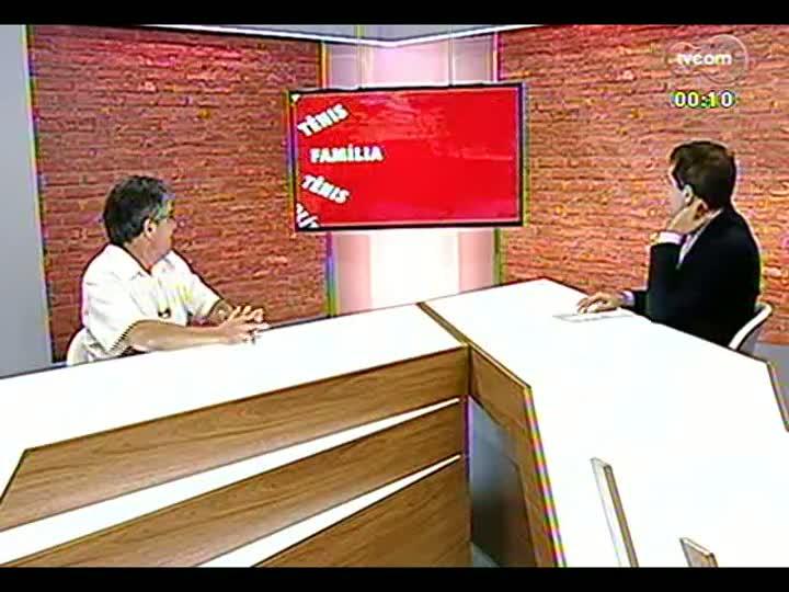 Mãos e Mentes - Jornalista e escritor Carlos Rafael Guimaraens Filho - Bloco 4 - 05/02/2013