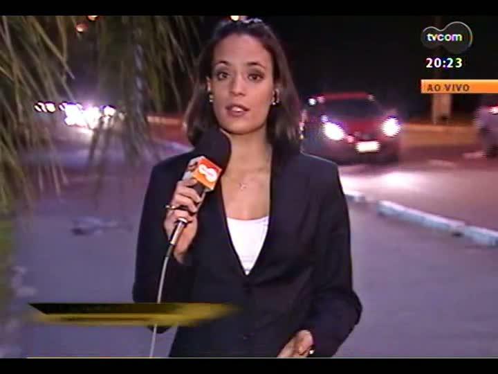 TVCOM 20 Horas - Debate eleitoral começa a ganhar força - Bloco 3 - 13/03/2013