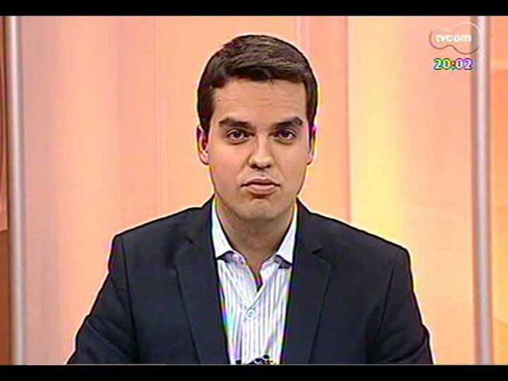 TVCOM 20 Horas - Acerto de contas com a Receita Federal - Bloco 1 - 19/04/2013
