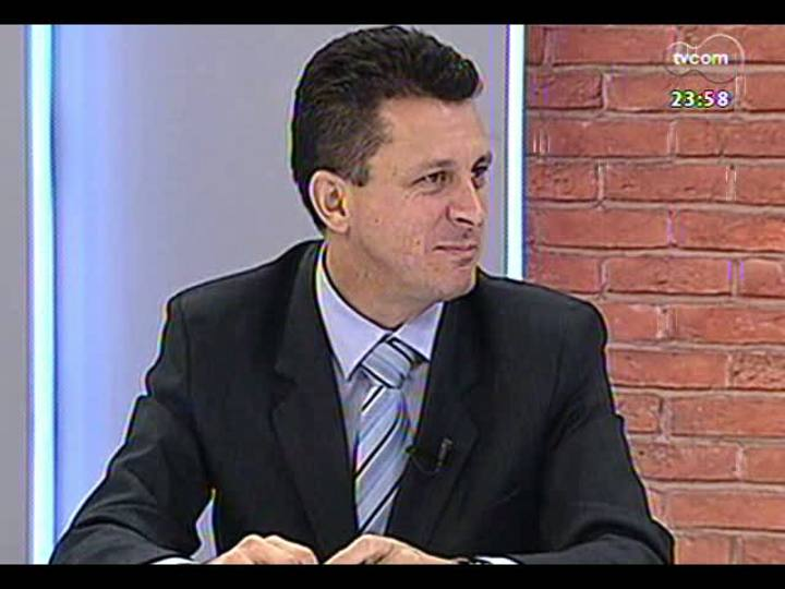 Mãos e Mentes - Presidente da Associação das Empresas Brasileiras de Tecnologia da Informação, Robinson Oscar Klein - Bloco 3 - 24/03/2013