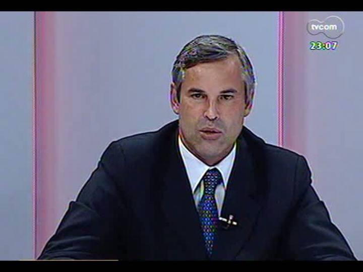 Conversas Cruzadas - Oposição quer CPI para investigar possíveis fraudes na Secretaria do Meio Ambiente de Porto Alegre - Bloco 4 - 02/05/2013