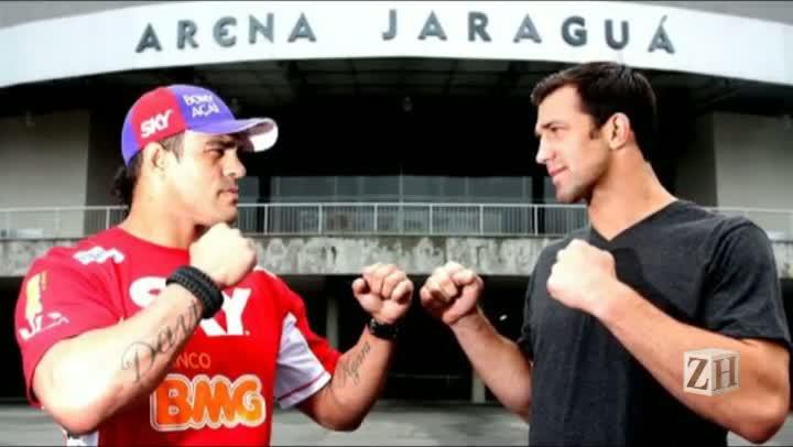 Vitor Belfort no UFC Santa Catarina neste sábado