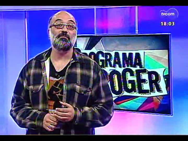 Programa do Roger - Confira a participação da banda Dingo Bells - bloco 2 - 23/05/2013