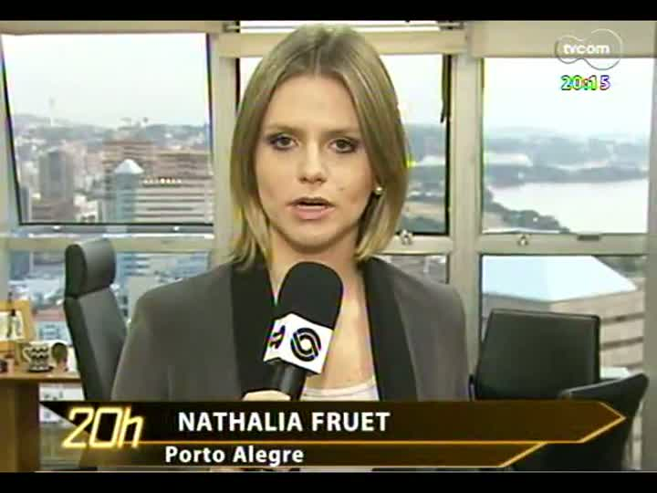 TVCOM 20 Horas - Entrevista com a ministra dos Direitos Humanos, Maria do Rosário - Bloco 2 - 05/07/2013