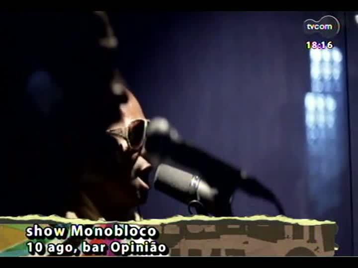 Programa do Roger - Músico Cristiano Varisco lança o disco \'Aline\' - bloco 3 - 09/08/2013
