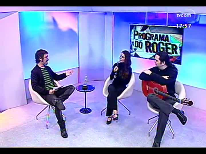 Programa do Roger - O espetáculo de flamenco \'Las cuatro esquinas\' - bloco 2 - 09/08/2013