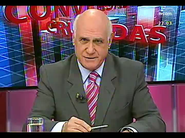 Conversas Cruzadas - Debate sobre o Movimento Rio Grande do Sim, que estimula a a mudança de atitude da população - Bloco 1 - 19/08/2013