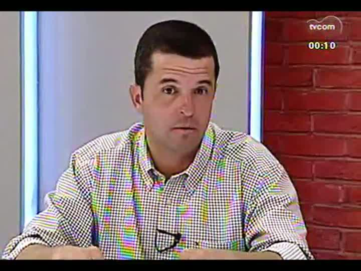 Mãos e Mentes - Inspetor técnico da Associação Brasileira de Criadores de Cavalo Crioulo, Rodrigo Py - Bloco 4 - 03/09/2013