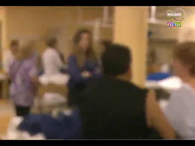 TVCOM 20 Horas - Saiba tudo sobre a chegada da presidente Dilma ao RS - Bloco 1 - 07/11/2013