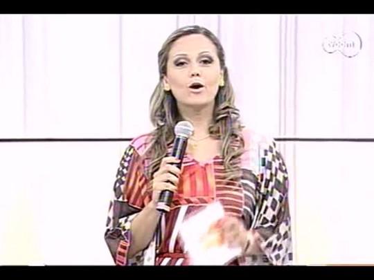 TVCOM Tudo Mais - 1o bloco - Como cumprir promessas de ano novo - 02/01/2014