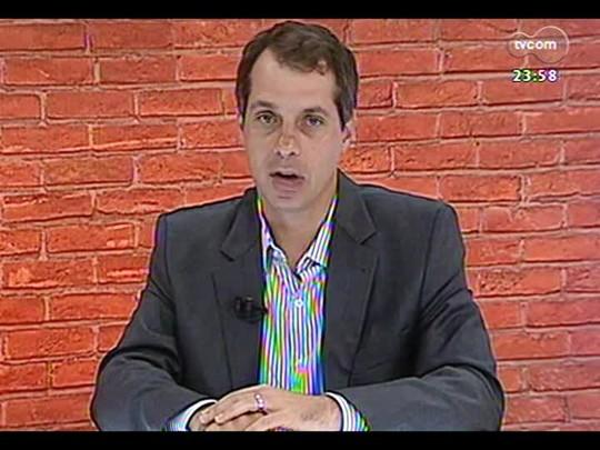 Mãos e Mentes - Membro da Comissão de Monitoramento dos Efeitos da Copa e Megaeventos Rodolfo Lorea Malhão - Bloco 3 - 15/01/2014