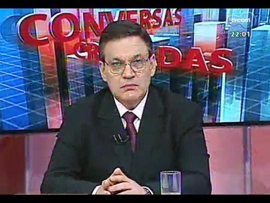 Conversas Cruzadas - Como está a saúde pública na capital? - Bloco 1 - 19/02/2014