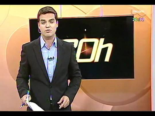 TVCOM 20 Horas - Entrevista com o governador Tarso Genro no estúdio - Bloco 1 - 24/02/2014