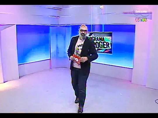 Programa do Roger - Banda Farabute - Bloco 1 - 18/03/2014
