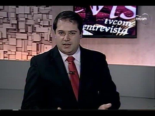TVCOM Entrevista - 3º bloco - 22/03/14