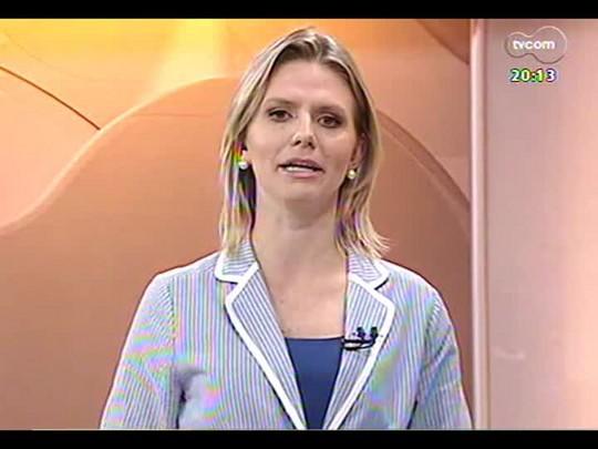 TVCOM 20 Horas - Leite Compensado: 24 mil caixas que seriam vendidas em Santa Maira foram devolvidas à indústria por suspeita de adulteração - Bloco 2 - 09/05/2014