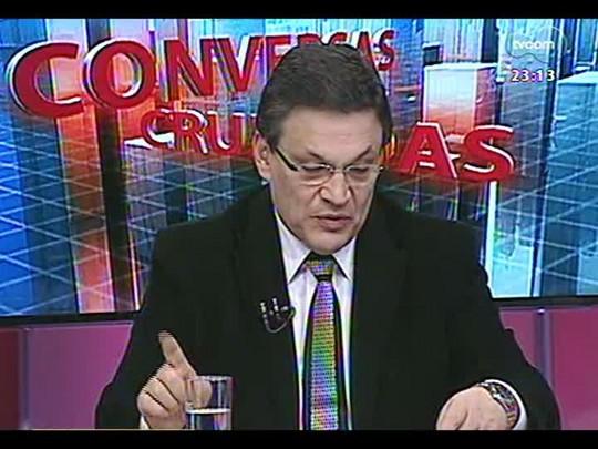 Conversas Cruzadas - Debate sobre a greve dos funcionários municipais - Bloco 4 - 05/06/2014