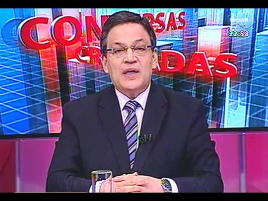 Conversas Cruzadas - Debate sobre a finalidade, a aplicação e a viabilidade da Lei Menino Bernardo - Bloco 4 - 09/06/2014