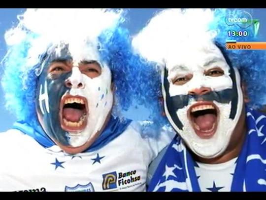 Fanáticos TVCOM - Pré-jogo França X Honduras - 15/06/2014