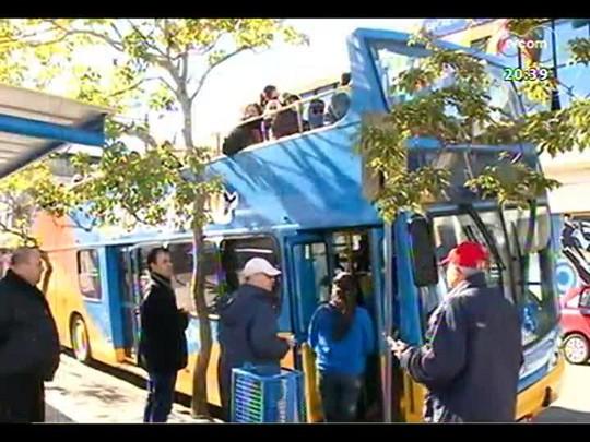 TVCOM Tudo Mais - Estrangeiros visitam pontos turísticos de Porto Alegre