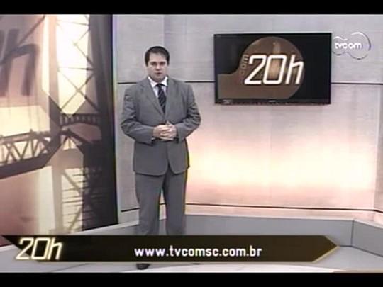 TVCOM 20 Horas - Depois de três meses, termina a greve na UFSC - Bloco 2 - 01/07/14