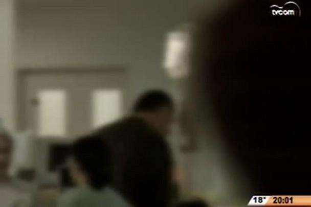 TVCOM 20 Horas - Maricultores aguardam ajuda da prefeitura - 1º Bloco - 29/07/14