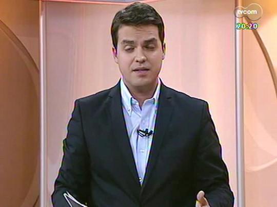 TVCOM 20 Horas - Justiça revoga acordo entre empresa Random e funcionários em Caxias. Entenda o caso - Bloco 2 - 01/08/2014